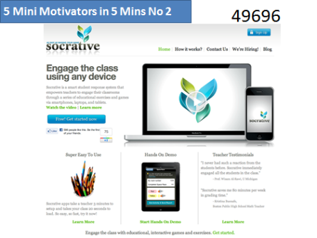 Mini Motivators