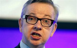Goodbye Mr Gove!
